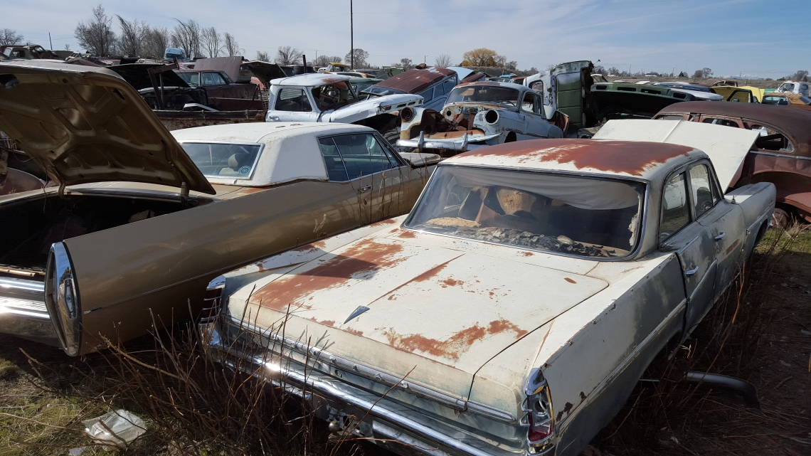 American Classic Car Graveyard Fort Hall Indan Res Highway 91 17.03.162016-03-18 16.22.18