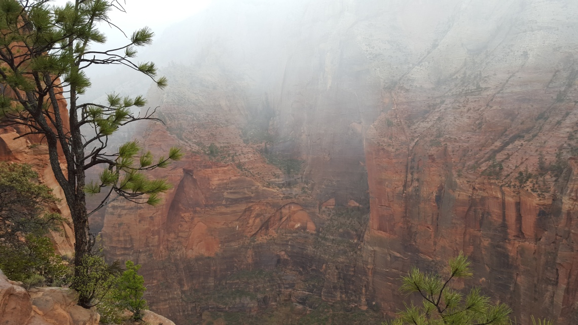 Angels Landing Trail Zion National Park 22.03.1620160322_142303