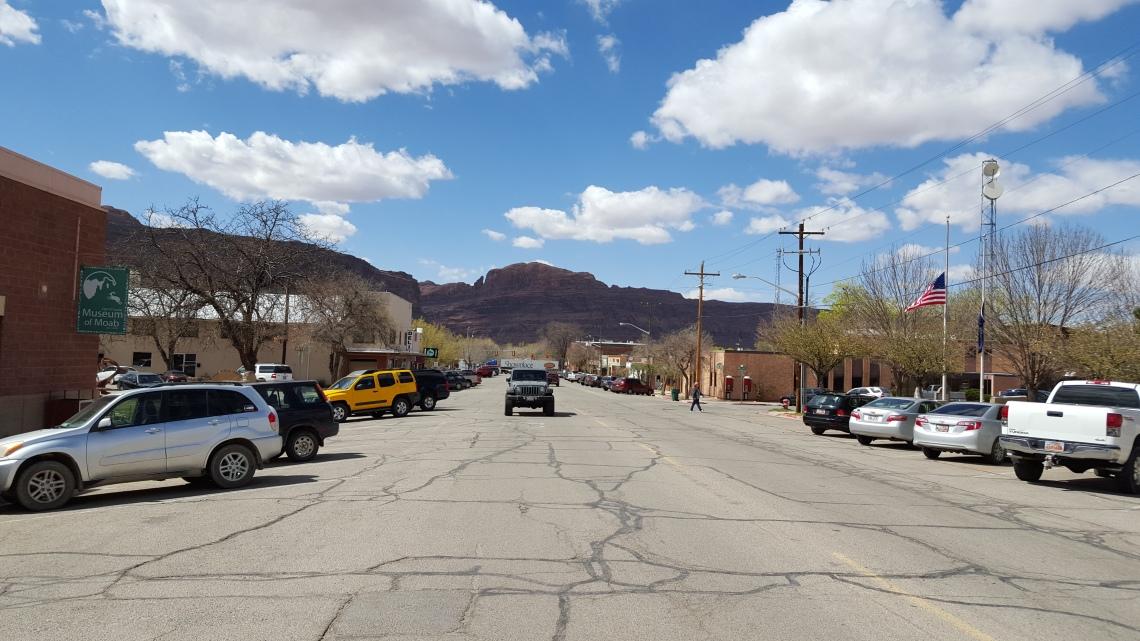 Moab Utah 25.03.16