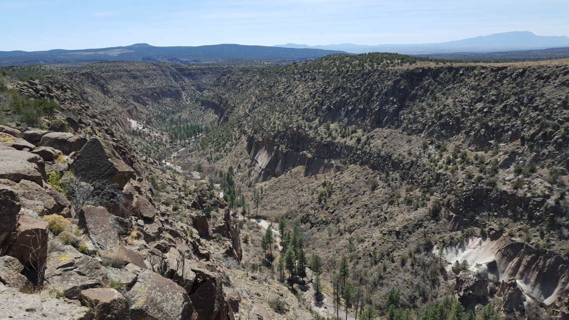 Bandelier National Monument Alamo Canyon NM 06.04.16Bandelier National Monument NM 06.04.162016-04-06 12.30.50