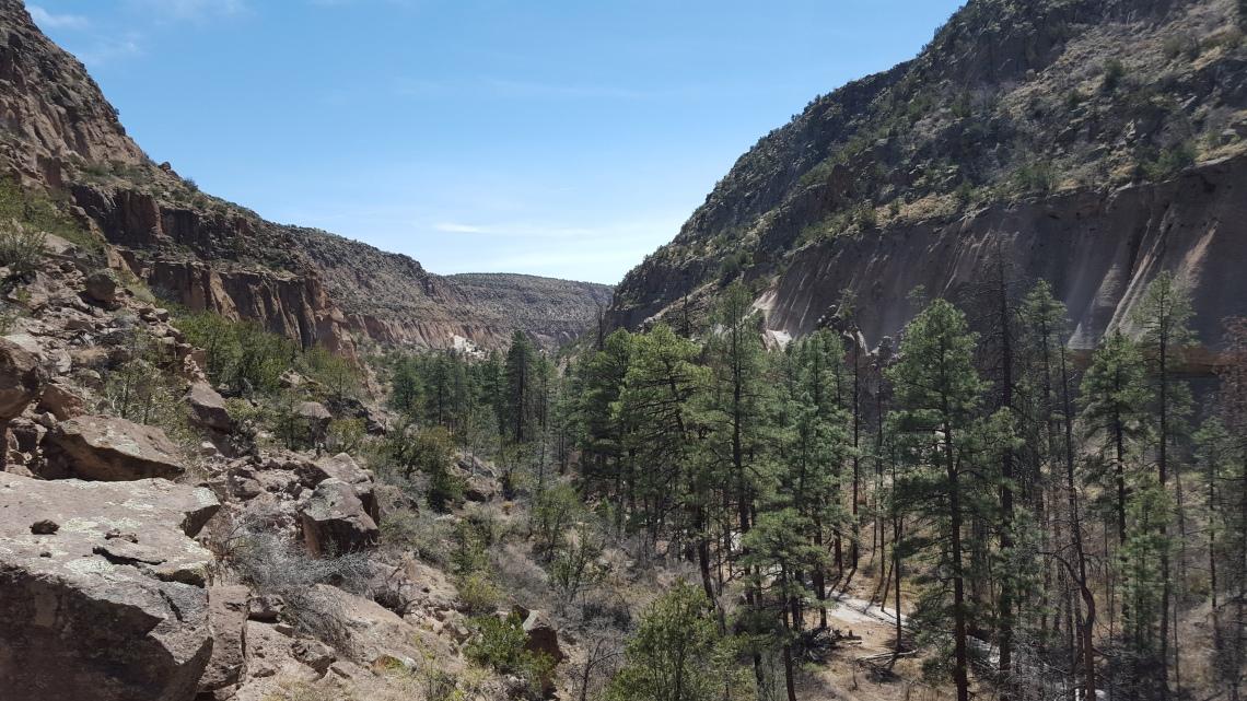 Bandelier National Monument Alamo Canyon NM 06.04.16Bandelier National Monument NM 06.04.162016-04-06 12.52.10