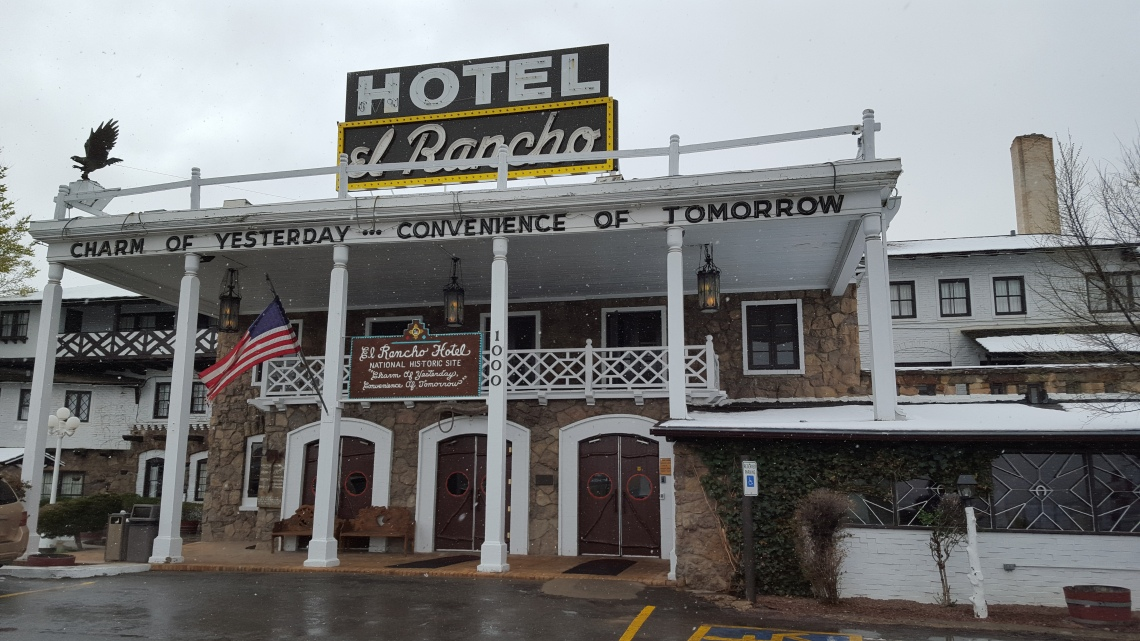 El Rancho Hotel Gallup NM 17.04.1620160416_111932