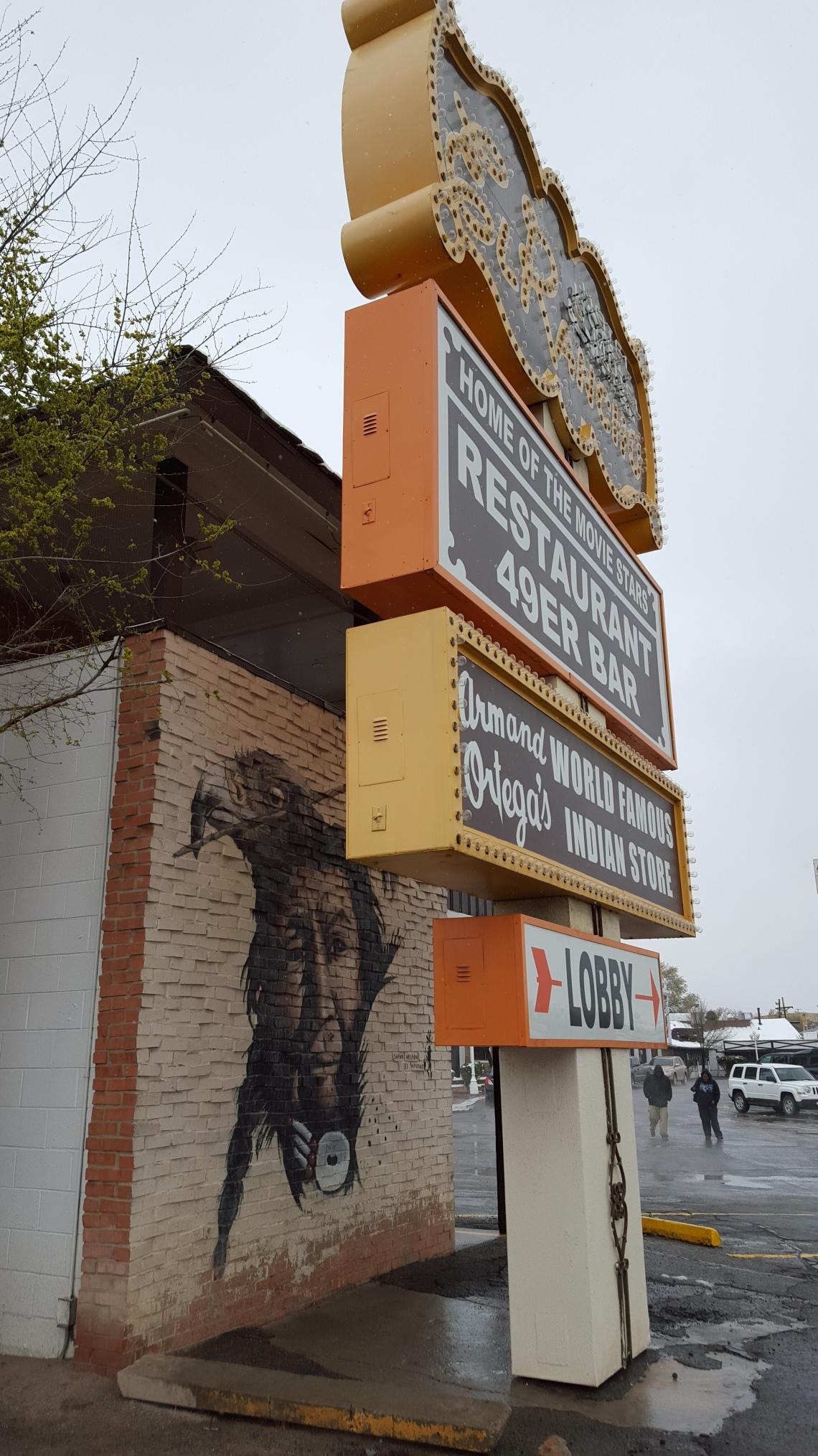 El Rancho Hotel Gallup NM 17.04.1620160416_112045