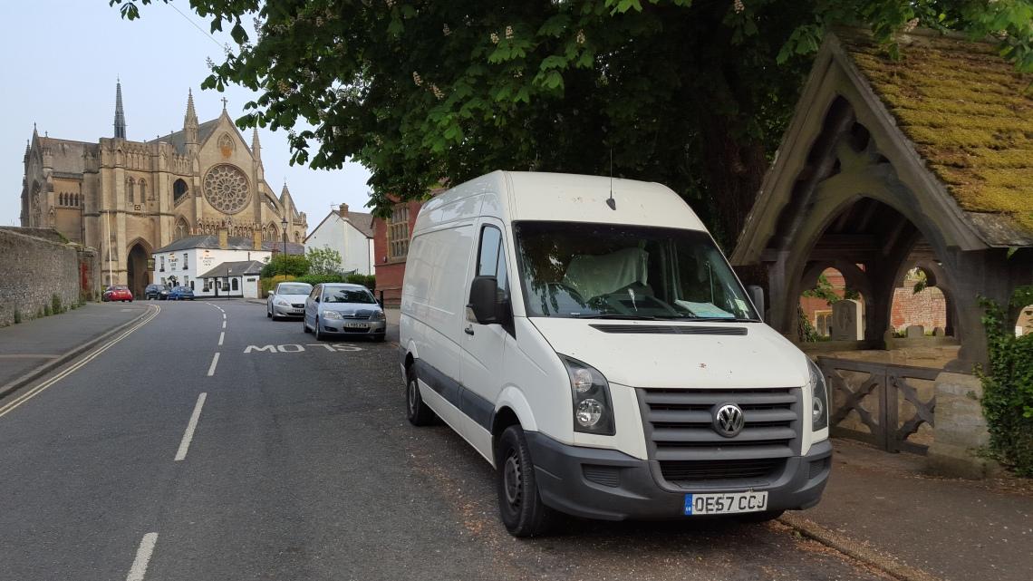 Arundel West Sussex 27.05.1620160527_184904