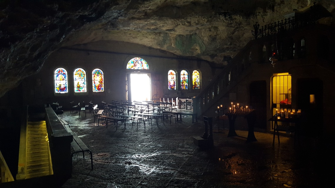 Cave Of Mary Magdaline Nans Les Pins France 01.05.1720170502_163410
