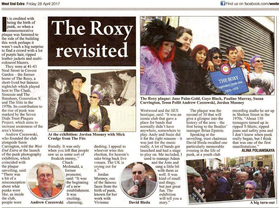 Roxy opening-newspaper 28.04.17