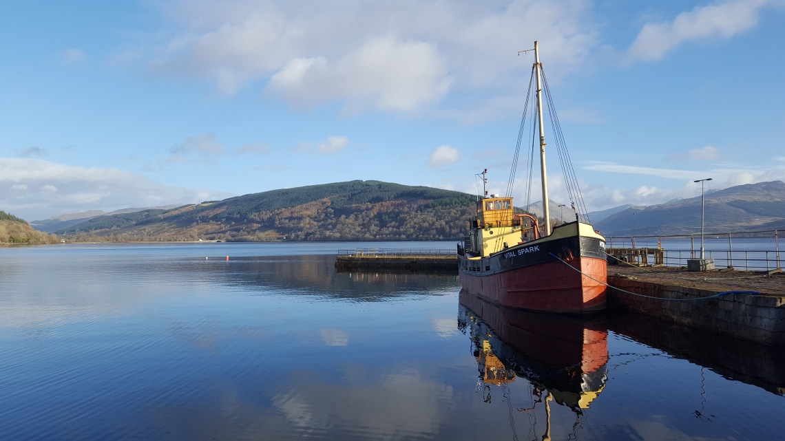Inverary Highlands Scotland November 201720171118_114646