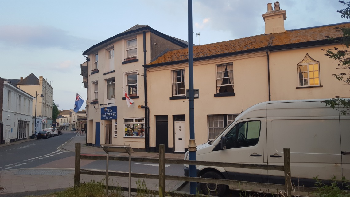 Teignmouth & Brunswick street 22.05.1820180522_204153 copy